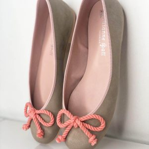 Ballerina Marmor/Koralle