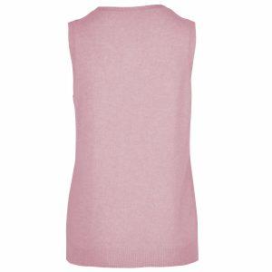 Stricktop Seide-Cashmere blush