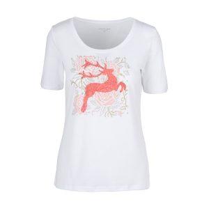 T-Shirt koralle HD SW